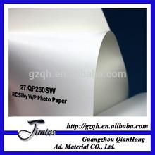 waterproof inkjet photo sticker paper