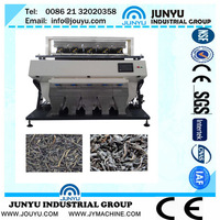 New design Automatic color sorter machine for rice rice color sorting machine
