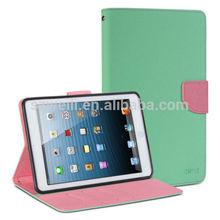 PU Leather Slim Folio Case Cover for iPad Mini 2