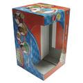 juguetes de los niños que coincida con claro caja de impresión