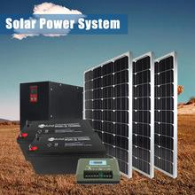 high powet kit solar panel ,kit for solar power system