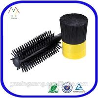 Plastic Nylon 6.6 Bristle Hair Brush
