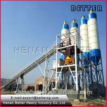 HZS50 Henan Better precast concrete batching plant