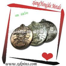 ancient Columbia medal art sculpture