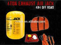 4 Tonnes 4x4 off-road Exhaust /Air Jack