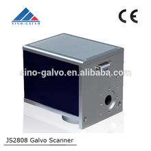 2015 new product JS2808 3D laser galvo scanner/ 3D laser printer/ portable laser machine