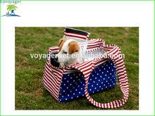 Pet Carrier Soft Sided Cat , Dog Comfort Travel Tote Bag - 2014 Newly Designed