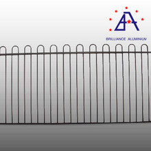 Brilliance hot sale garden fences and gates anodized