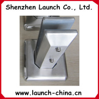 laminated glass fencing pool spigots with silicon rubber