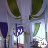 High quality indian mandap wedding decoration wedding decoration ceiling drape items