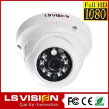 LS VISION panasonic ip dome camera 2 mp ir megapixel ip night camera module