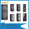 WELDON 2014 hot sale stainless steel gun safe box