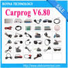 2014 All Softwares Carprog Programmer V6.80 Diagnose Scaner Car Prog Tool With 21 Adapters Carprog Full Repair Tool