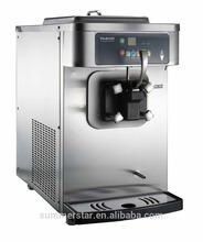 S110 soft ice cream machine(CE, UL, ETL, LFGB, RoHS)manual ice cream maker