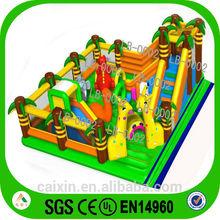 fantastic child interest amazing inflatable amusement park, castle inflatables funny , Price Wholesale fun city