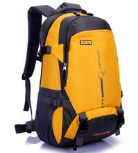 2014 high quality outdoor camping hiking shoulder backpack bag