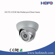 540 TVL Sony CCD IR 40m Dome Camera home surveillance,Security Camera