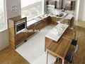 o projeto especial de cozinha armários modulares