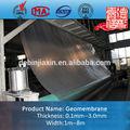 de alta calidadindustrial de revestimiento del estanque de geomembrana para el camino