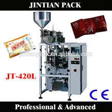 Best Price Juice/Milk/Oil/Liquid/Mineral Water Pouch Packing Machine JT-420L