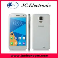 Original Doogee Voyacer2 DG310 5.0 inch MTK6582 Quad Core Smart Cell Phone 1GB RAM 8GB ROM Android 4.4 Kitkat WCDMA 3G GSM