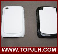 Blank Plastic Case for Blackberry 8520 Heat Print Case
