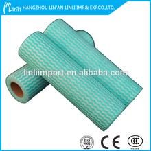 Good Quality viscose polyester nonwoven spunlace fabric