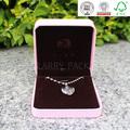 Promocional reciclable de alta calidad de lujo caja de regalo collar de perlas de diseño certificado por la iso, bv, sgs, ex precio de fábrica