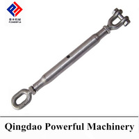 WITH JAW/EYE RIGGING SCREWS PIPE TURNBUCKLE