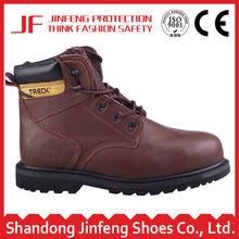 Goodyear welt botas de seguridad de rinoceronte botas de trabajo de seguridad de arranque