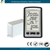 Wireless rain meter with in/outdoor temperature