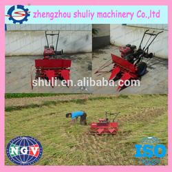 China hot sale Rice harvester/ Paddy Swather / wheat cutting machine
