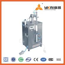 GGY Silicone sealant filling machine, plastic tube bottle filling and sealing machine, filler for silicone sealant