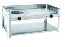 220V 127V SASO Electric cooking plate New design
