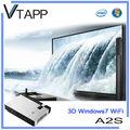 Vtapp a2s 2014 alta- producto de tecnología windows proyector inalámbrico utiliza la venta del ordenador portátil