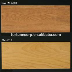 Indoor Oak wood color Basketball Flooring