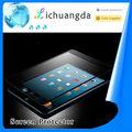Fabrika fiyat! Net altın temperli cam ekran koruyucusu 7inç tablet