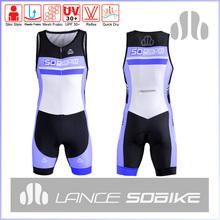 Lycra Custom sublimated OEM Tri Tops triathlon Suit