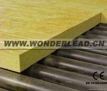 roof heat insulation materials/best price-rock wool insulation/rockwool insulation panel