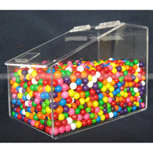 Bulk Acrylic Sweet box Container, Acrylic Candy Container, Candy box