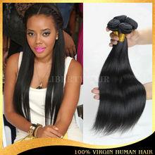 2014 new arrival remy human hair cheap straight hair weave brazilian hair bundles