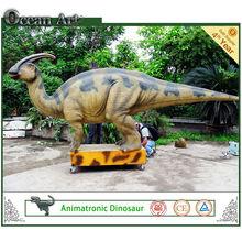 Lifesize Animatronic Dinosaur King Model