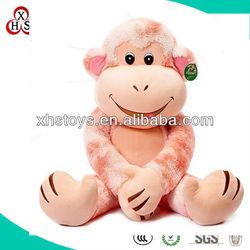 Newest Soft Plush Toy Monkey,Cute stuffed plush monkey toys wholesale