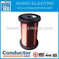 para el bobinado de motores de clase h awg de cobre esmaltado de alambre