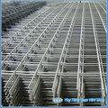 Electro galvanizado hierro malla de alambre soldado Panel