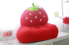 Hot selling child cute kids strawberry sofa