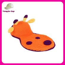 Cute Fashion Newborn Baby cotton handmade Photography Prop Animal Hat Cap Crochet