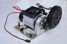 New Electric Baja Conversion mounts w/o Motor & ESC fits HPI Baja,1/5 scale HPI/KM baja Electric Conversion Kit
