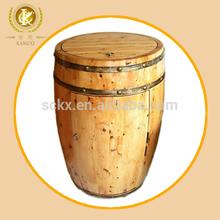 Handmade mini wooden barrels, wooden whiskey barrels for sale