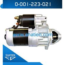 12V bosch heavy truck motor starter for deutz,lester18951, 0-001-223-021